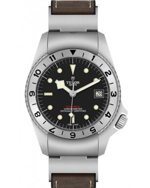 Tudor Black Bay P01 Black Dial Stainless Steel Bezel & Bracelet 42mm 70150 - BRAND NEW