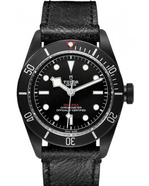 Tudor Heritage Black Bay PVD Black Stainless Steel 41mm 79230DK - BRAND NEW