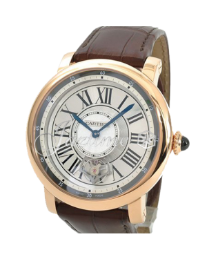 CARTIER W1556205 ROTONDE DE CARTIER 47MM 18K PINK GOLD BRAND NEW
