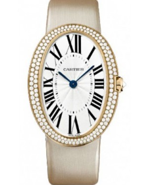 CARTIER WB520005 BAIGNOIRE 18K PINK GOLD DIAMONDS BRAND NEW