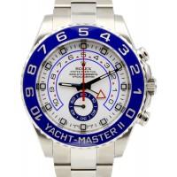 Rolex Yacht-Master II 116680 44mm Blue Ceramic Stainless Steel BRAND NEW 2016