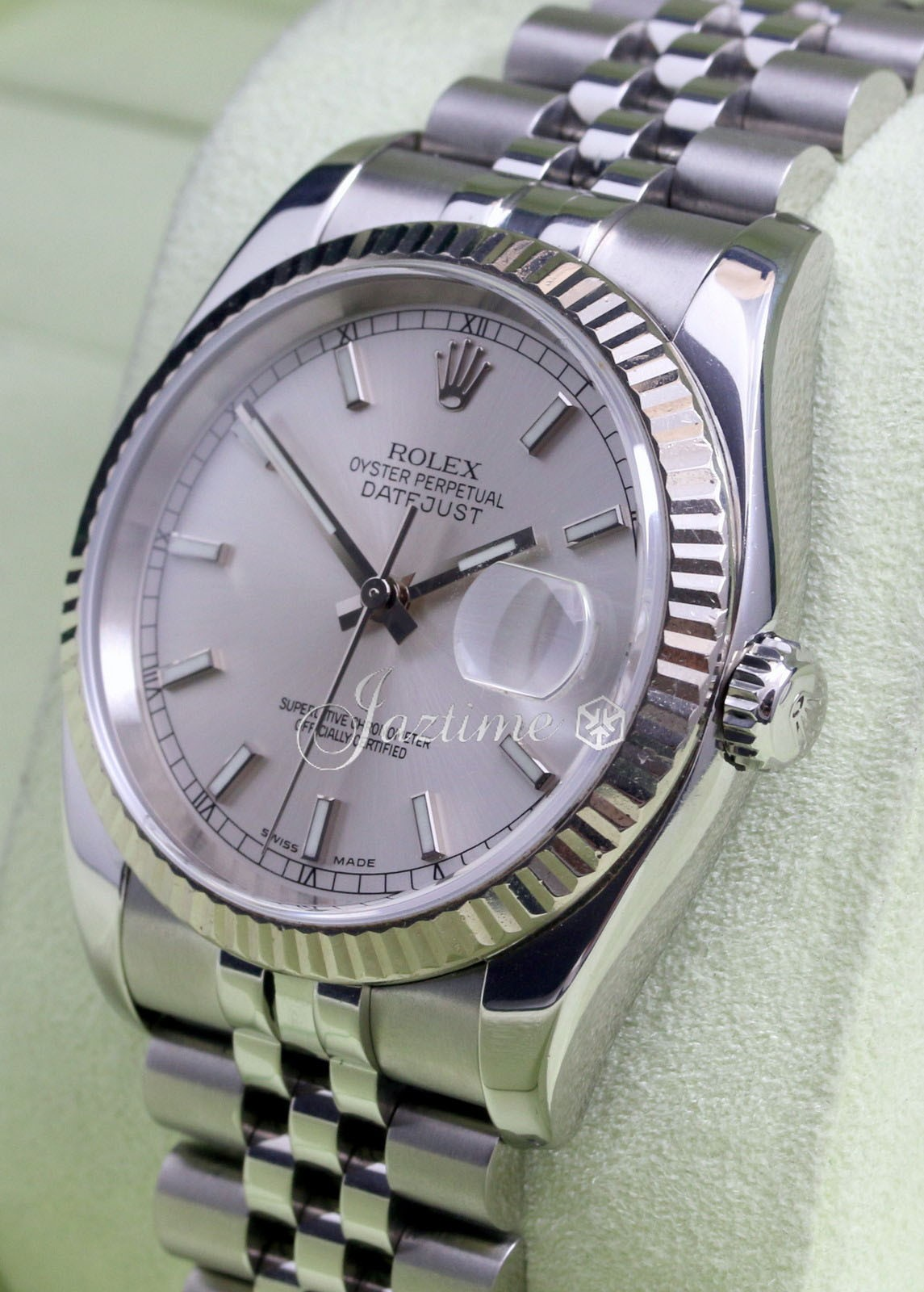 rolex 116234 datejust silver 187 for sale