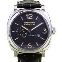 Panerai PAM 512 Radiomir 1940 Acciaio Men's 42mm Black Arabic Index Stainless Steel