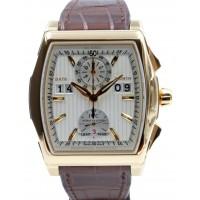 IWC Da Vinci IW376102 Perpetual Digital Date-Month Chronograph Men's 18k Rose Gold BOX/PAPERS