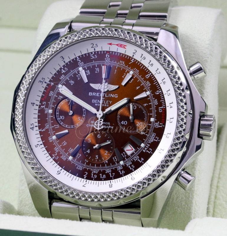 Breitling A25362 Bentley Motors Copper » For SALE