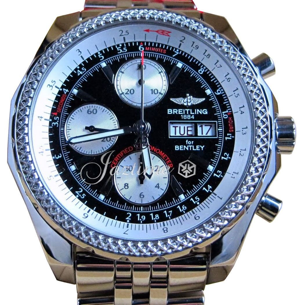 Breitling A13362 Bentley GT Black » For SALE