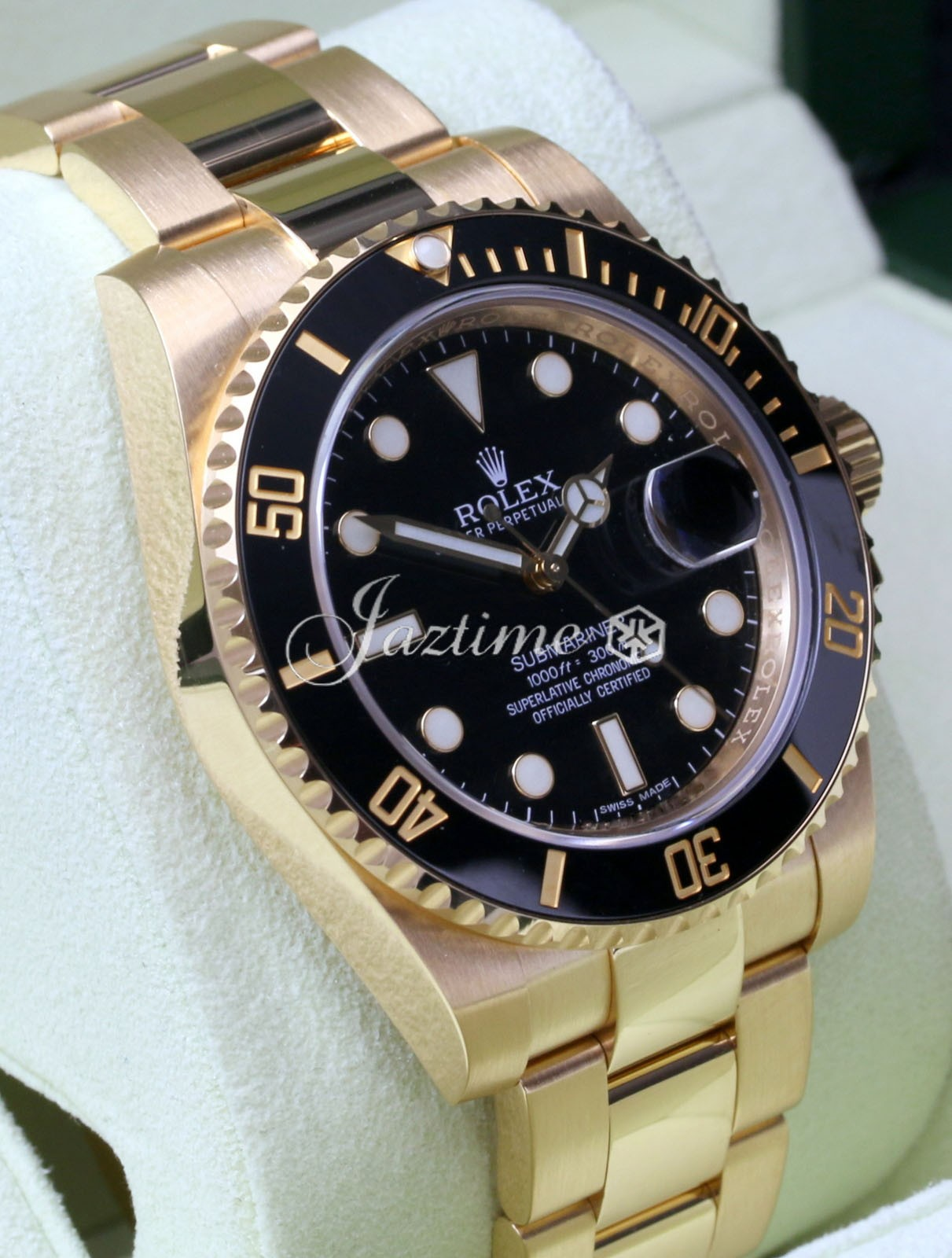Rolex 116618ln Submariner Black 187 For Sale