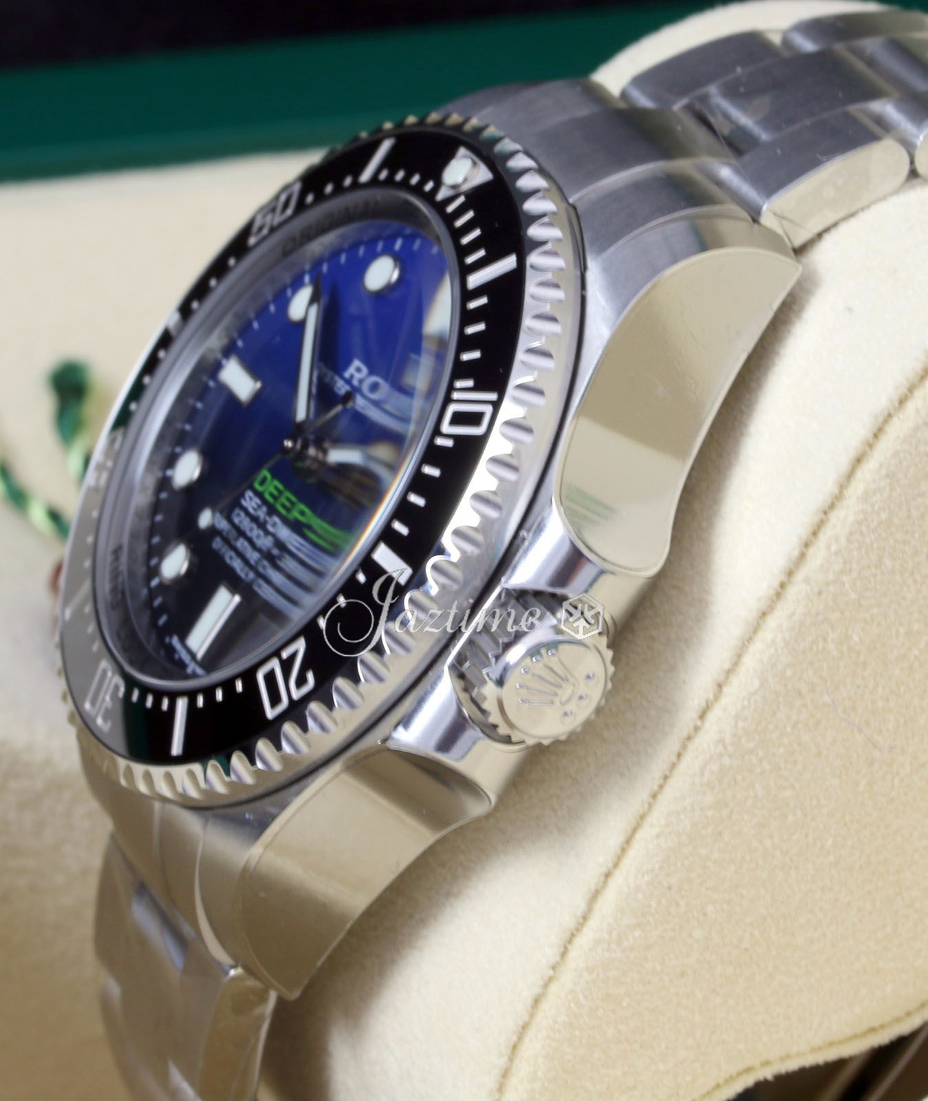 116660 Rolex Sea-Dweller Deepsea цена за оригинал
