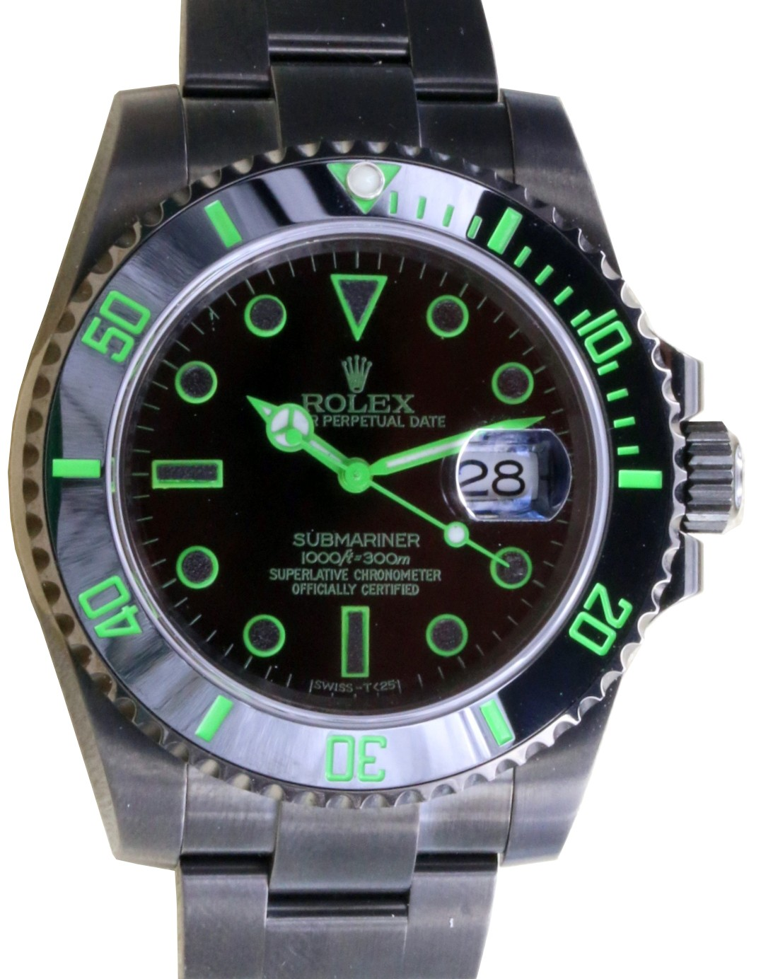 rolex 116610 submariner black for sale. Black Bedroom Furniture Sets. Home Design Ideas
