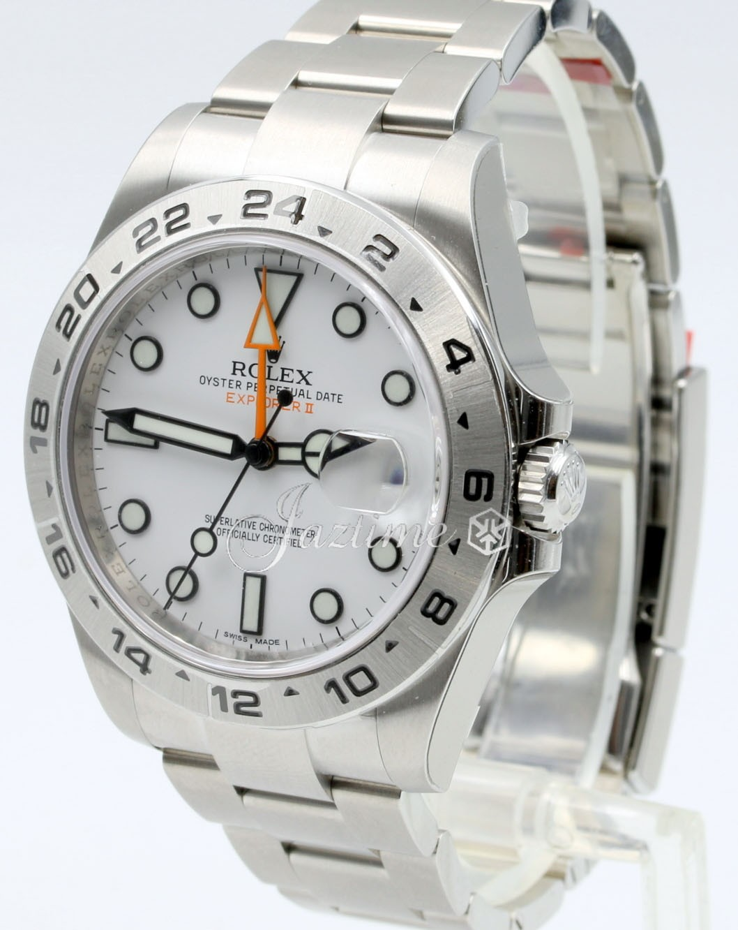 Rolex 216570 Explorer II White » for SALE