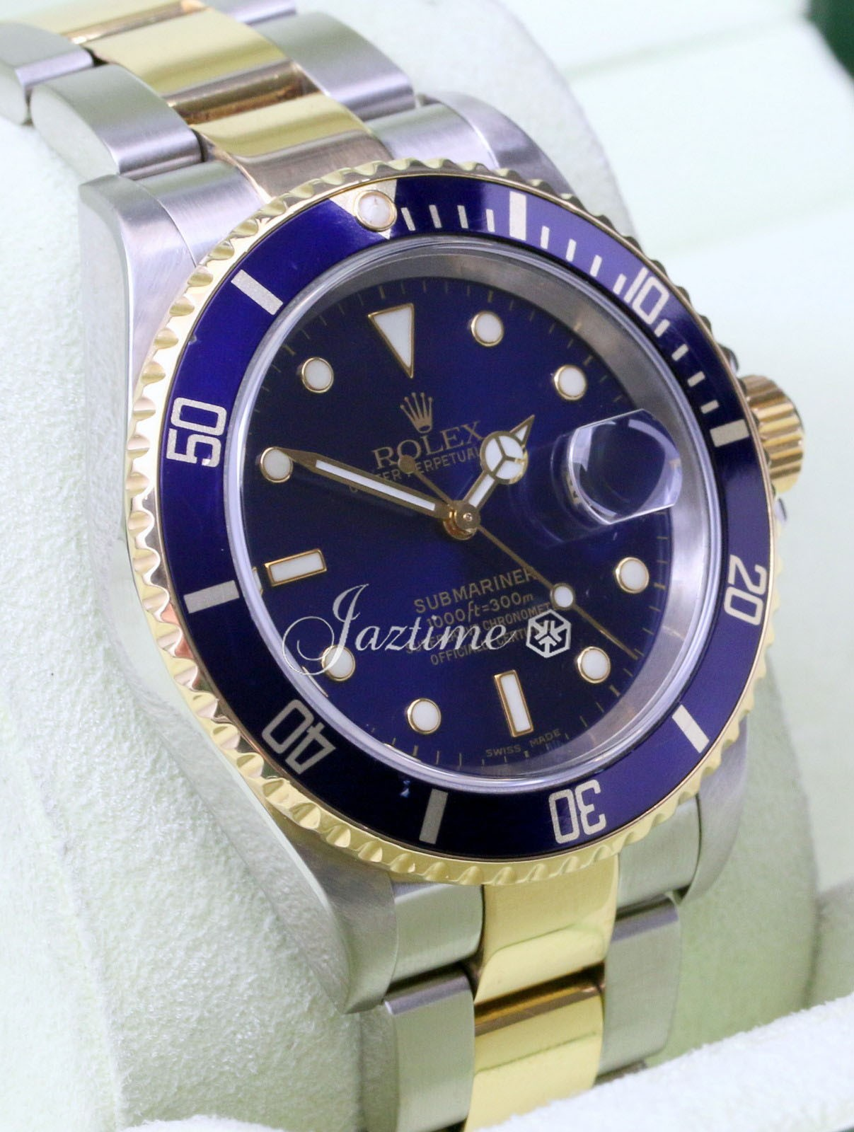 Rolex 16613 Submariner Blue » for SALE