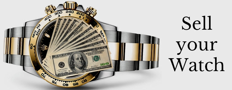 Sell your Rolex or other swiss watch